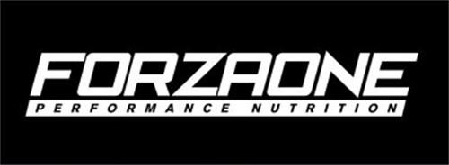 FORZAONE PERFORMANCE NUTRITION
