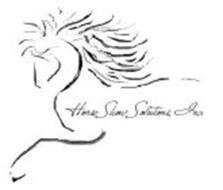 HORSE SHOW SOLUTIONS, INC.