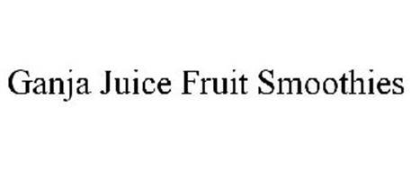 GANJA JUICE FRUIT SMOOTHIES