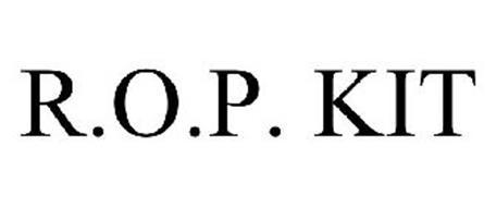 R.O.P. KIT