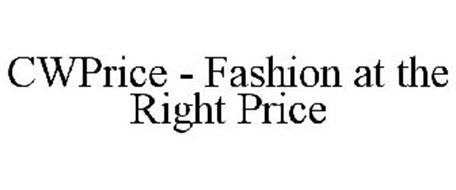 CWPRICE - FASHION AT THE RIGHT PRICE