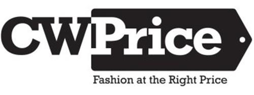 CWPRICE FASHION AT THE RIGHT PRICE