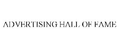 ADVERTISING HALL OF FAME