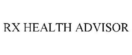 RX HEALTH ADVISOR