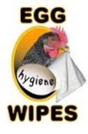 EGG WIPES HYGIENE