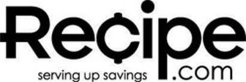 RE¢IPE.COM SERVING UP SAVINGS