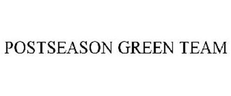 POSTSEASON GREEN TEAM