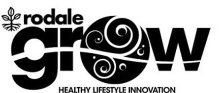 RODALE GROW HEALTHY LIFESTYLE INNOVATION