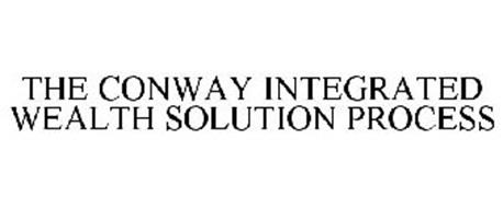 THE CONWAY INTEGRATED WEALTH SOLUTION PROCESS