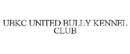 UBKC UNITED BULLY KENNEL CLUB