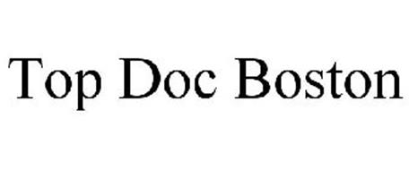 TOP DOC BOSTON