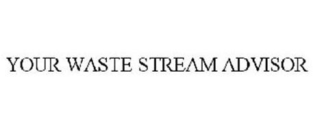 YOUR WASTE STREAM ADVISOR