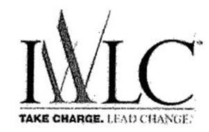 IWLC TAKE CHARGE. LEAD CHANGE.