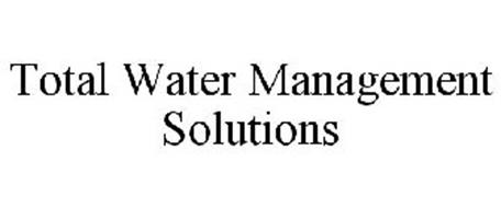 TOTAL WATER MANAGEMENT SOLUTIONS