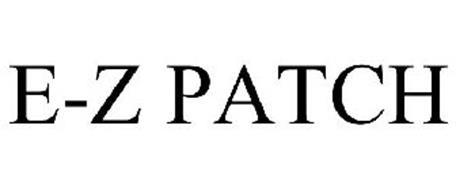 E-Z PATCH