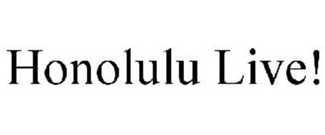 HONOLULU LIVE!