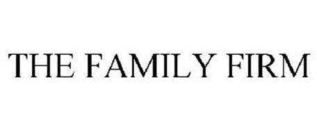 THE FAMILY FIRM