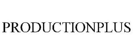 PRODUCTIONPLUS