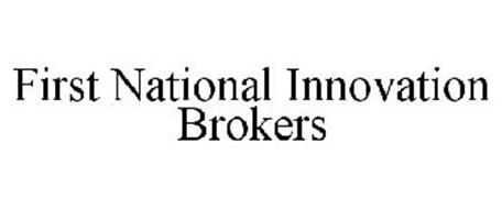 FIRST NATIONAL INNOVATION BROKERS