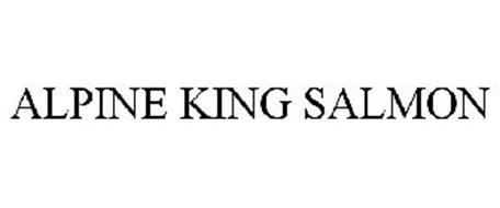 ALPINE KING SALMON