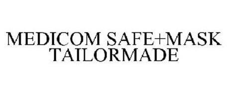 MEDICOM SAFE+MASK TAILORMADE