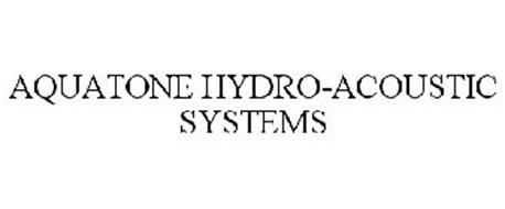 AQUATONE HYDRO-ACOUSTIC SYSTEMS