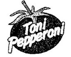 TONI PEPPERONI