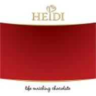 HEIDI LIFE ENRICHING CHOCOLATE