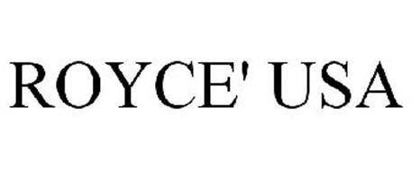 ROYCE' USA