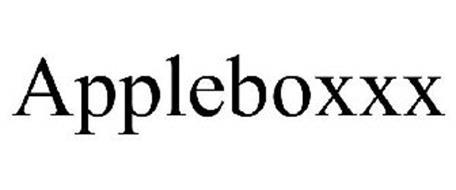 APPLEBOXXX
