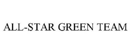 ALL-STAR GREEN TEAM