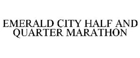 EMERALD CITY HALF AND QUARTER MARATHON