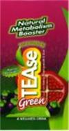 NATURAL METABOLISM BOOSTER PREMIUM NATURAL ANTIOXIDANTS TEASE MADE WITH HONEY POMEGRANATE & ACAI GREEN A WELLNESS DRINK