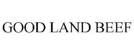 GOOD LAND BEEF