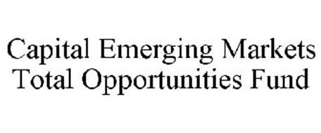 CAPITAL GROUP EMERGING MARKETS TOTAL OPPORTUNITIES FUND