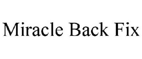 MIRACLE BACK FIX