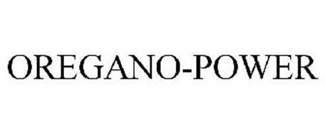OREGANO-POWER