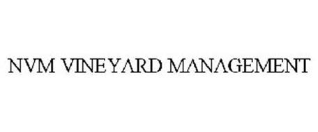 NVM VINEYARD MANAGEMENT