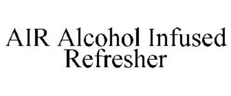 AIR ALCOHOL INFUSED REFRESHER