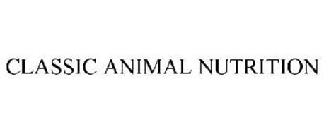 CLASSIC ANIMAL NUTRITION