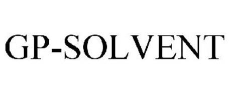 GP-SOLVENT