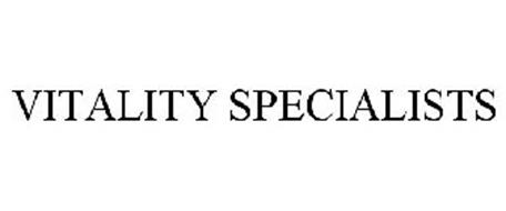 VITALITY SPECIALISTS