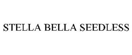 STELLA BELLA SEEDLESS