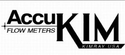 ACCUKIM FLOW METERS KIMRAY USA