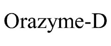 ORAZYME-D