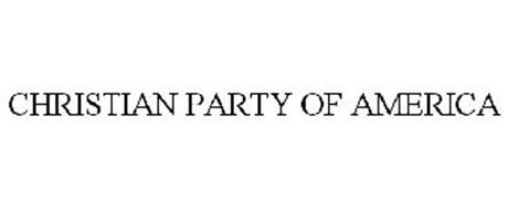 CHRISTIAN PARTY OF AMERICA