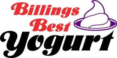 BILLINGS BEST YOGURT