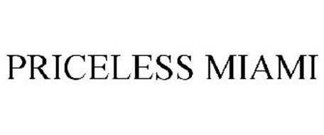 PRICELESS MIAMI