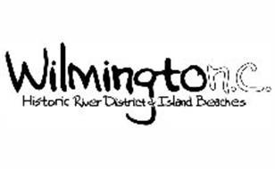 WILMINGTON.C. HISTORIC RIVER DISTRICT ISLAND BEACHES