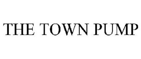 THE TOWN PUMP